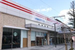 JR神戸線「明石駅」